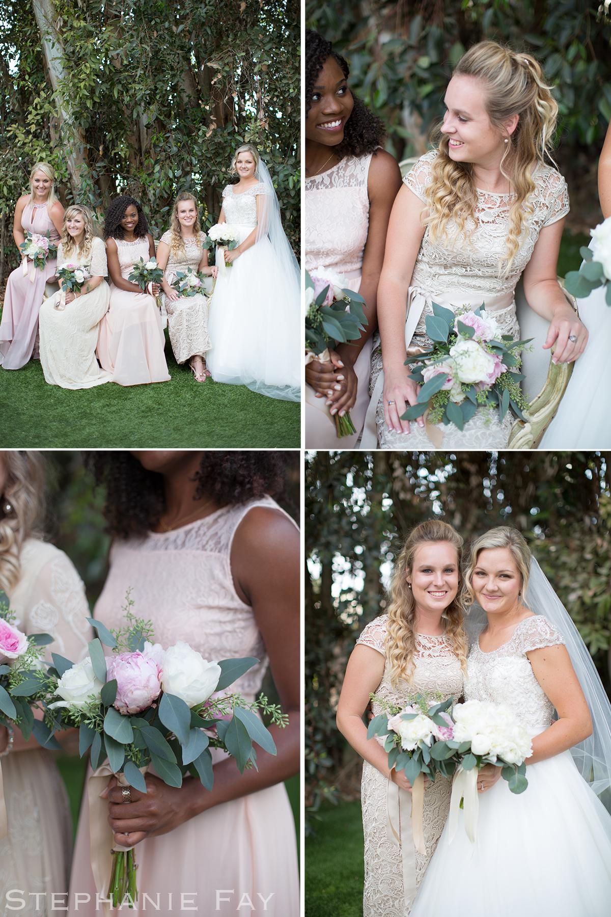 San marcos garden wedding