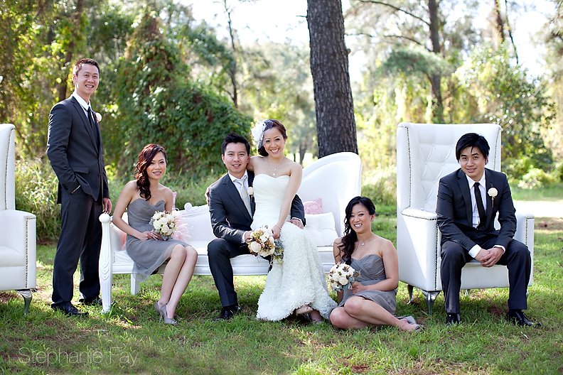 Shooting Bridal Party Portraits