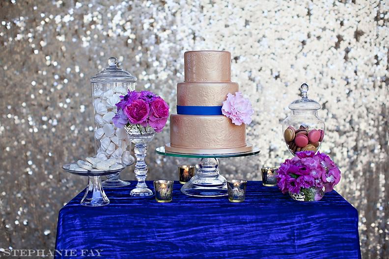 Elegant Wedding Ideas, Pink Fuschia, Pink Orchid Center Pieces ...